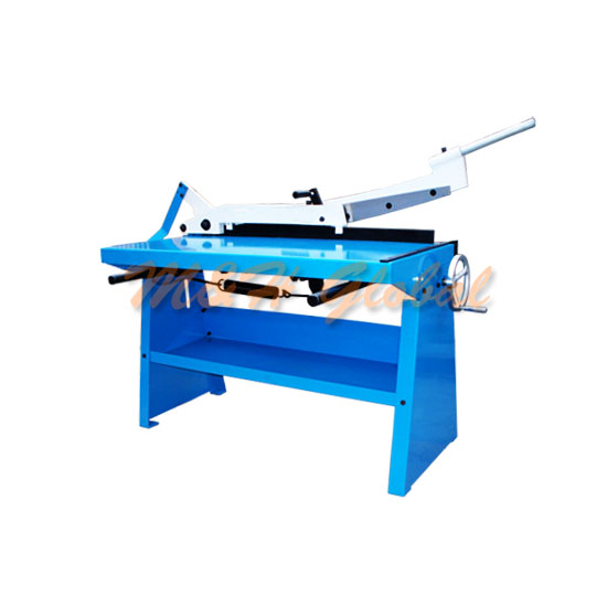 40 x 20 gauge guillotine shear sheet metal plate cutting cutter w table bench ebay Bench shear